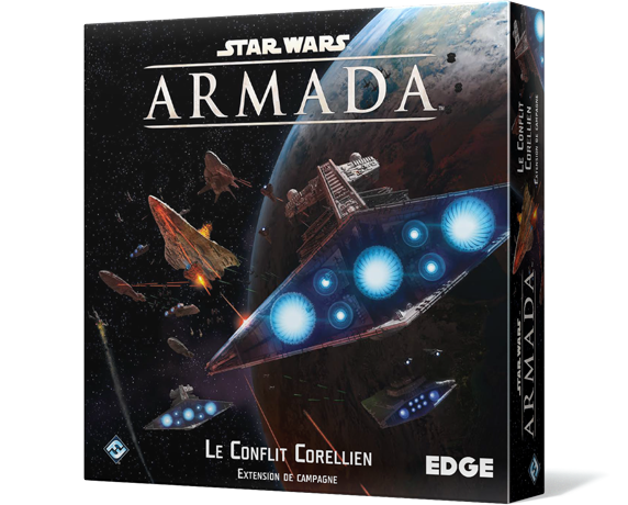 Star Wars Armada Le Conflit Corellien Extension