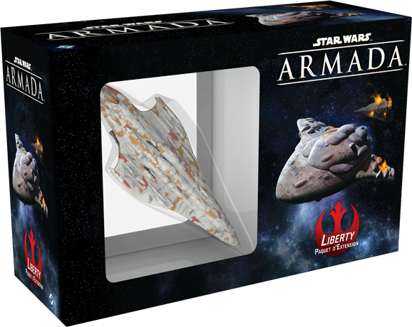 Star Wars Armada Liberty Extension