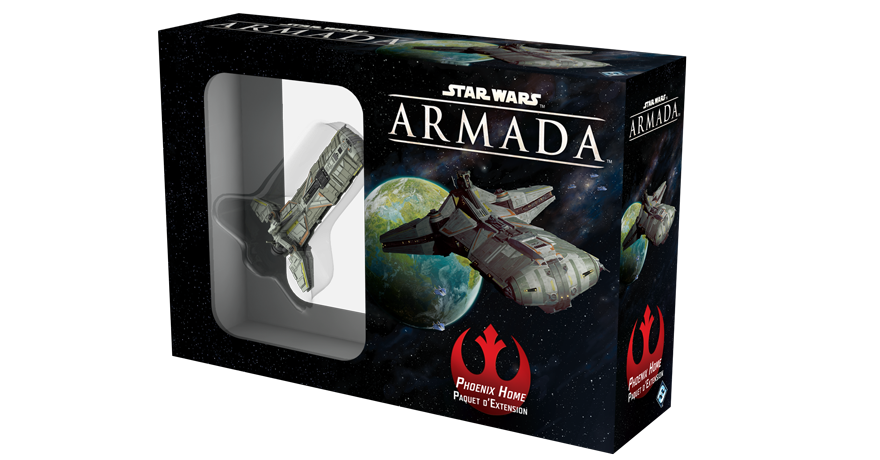 Star Wars Armada Phoenix Home Extension
