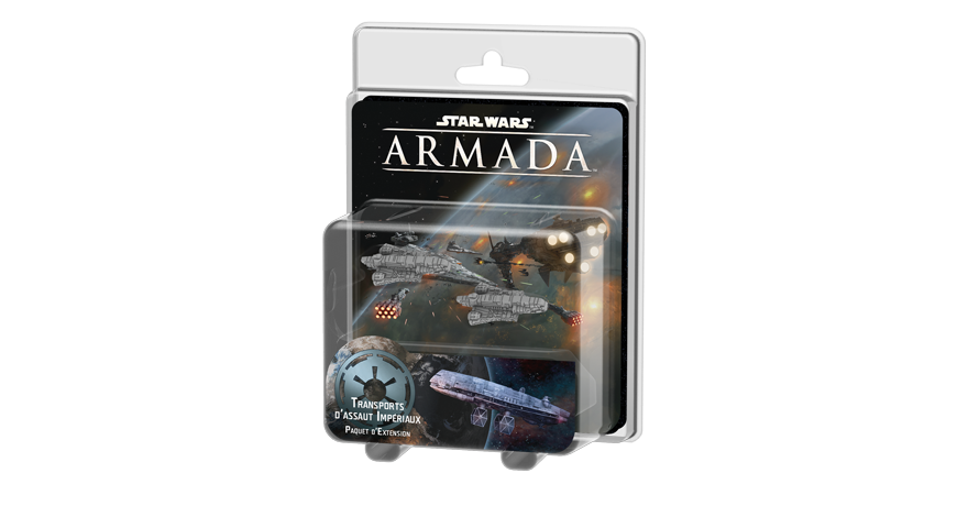 Star Wars Armada Transports d'assaut Impériaux Extension
