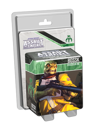 Star Wars Assaut sur l'Empire Bossk Extension