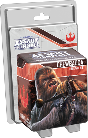 Star Wars Assaut sur l'Empire Chewbacca Extension