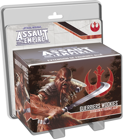 Star Wars Assaut sur l'Empire Guerriers Wookies Extension