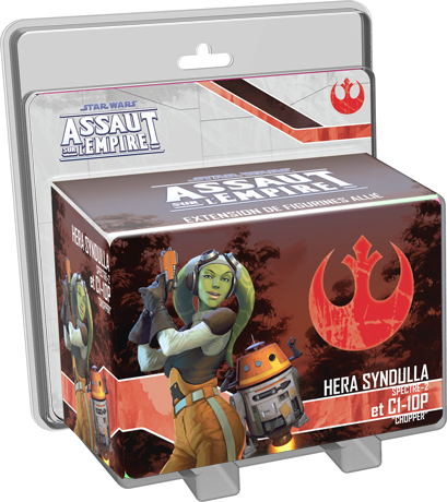 Star Wars Assaut sur l'Empire - Hera Syndulla et C1-10P Extension