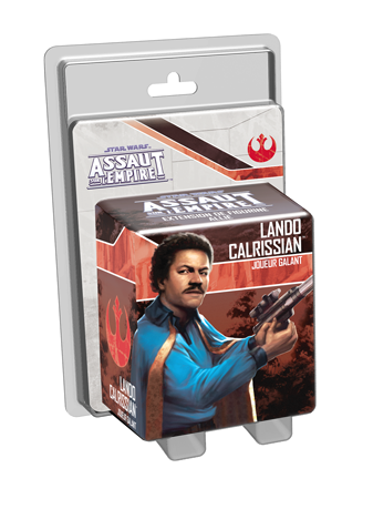 Star Wars Assaut sur l'Empire Lando Calrissian Extension