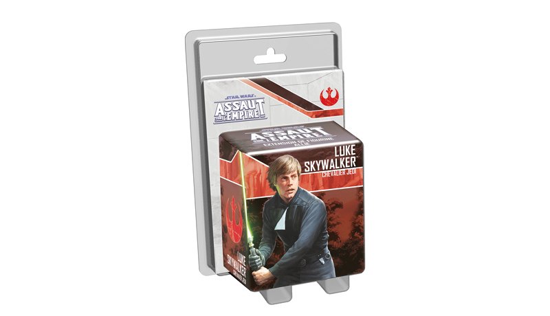 Star Wars Assaut sur l'Empire Luke Skywalker Chevalier Jedi Extension
