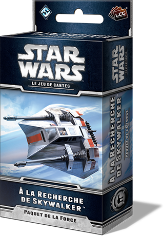 Star Wars Jeu de cartes À la Recherche de Skywalker Extension