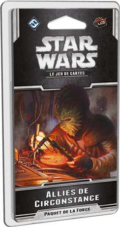 Star Wars Jeu de cartes Alliés de Circonstances Extension