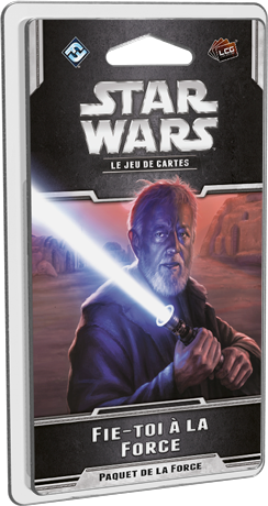 Star Wars Jeu de cartes Fie-toi à la Force Extension