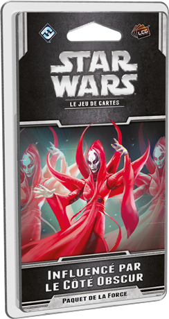 Star Wars Jeu de cartes Influencé par le Côté Obscur Extension