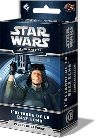 Star Wars Jeu de cartes L'Attaque de la Base Echo Extension
