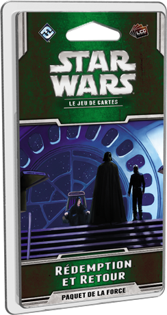 Star Wars Jeu de cartes Rédemption et Retour Extension