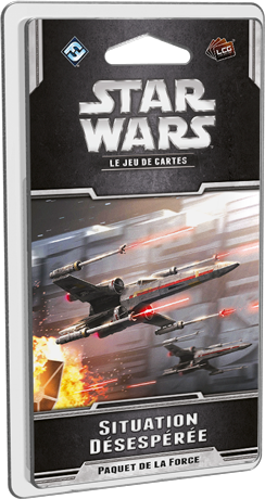 Star Wars Jeu de cartes Situation désespérée Extension