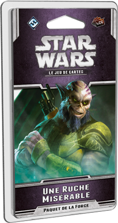 Star Wars Jeu de cartes Une Ruche Misérable Extension