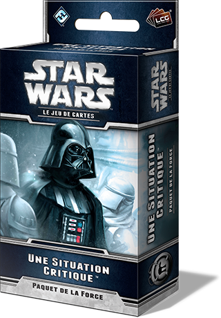 Star Wars Jeu de cartes Une Situation Critique Extension