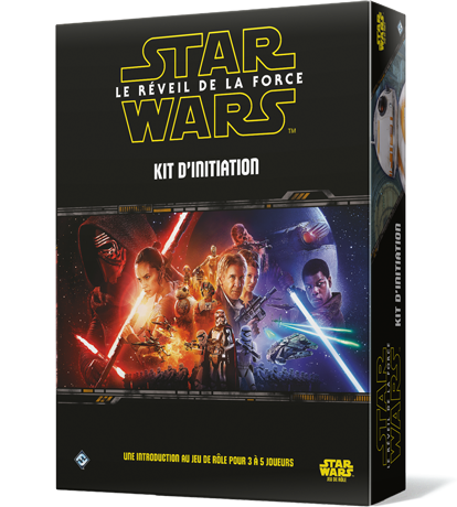 Star Wars Le Réveil de la Force Kit d'initiation