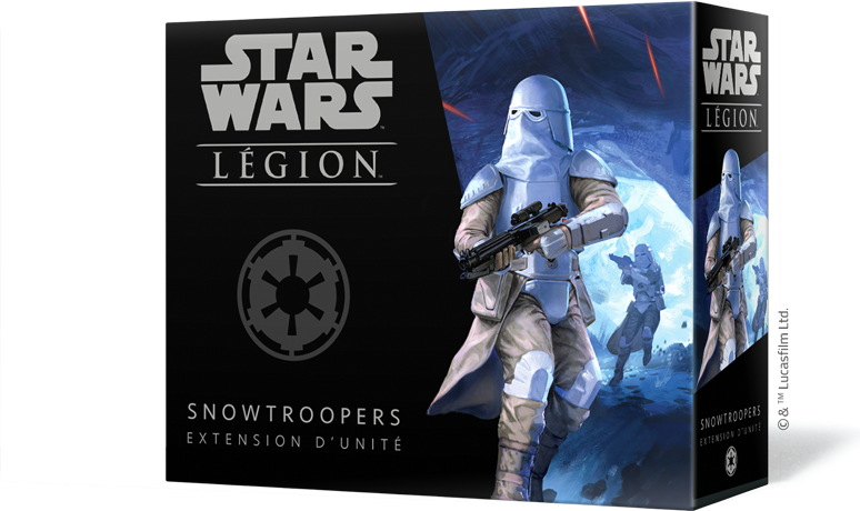 Star Wars Légion - Snowtroopers