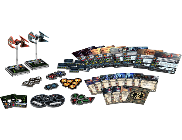 Star Wars X-Wing 2nd - Imperial Aces Expansion (anglais)