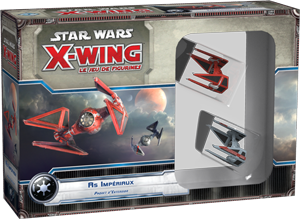 Star Wars X-Wing As Impériaux Extension
