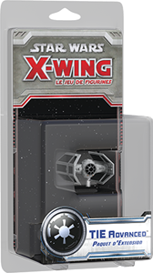 Star Wars X-Wing Chasseur TIE Advanced Extension