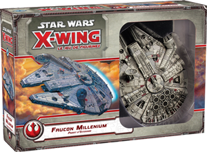 Star Wars X-Wing Faucon Millenium Extension