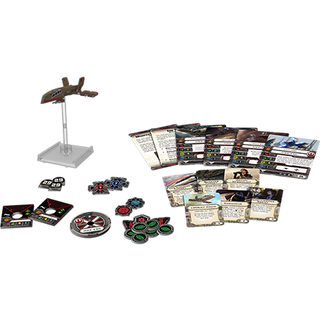 Star Wars X-Wing - HWK-290 Expansion (anglais)