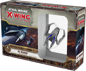 Star Wars X-Wing IG-2000 Extension
