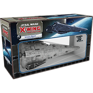Star Wars X-Wing Imperial Raider Expansion