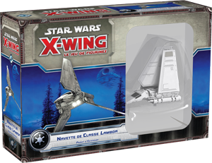 Star Wars X-Wing Navette de classe Lambda Extension