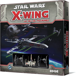 Star Wars X-Wing Le jeu de figurines