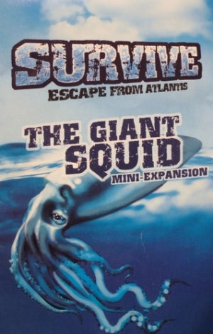Survive The Giant Squid Mini-Expansion