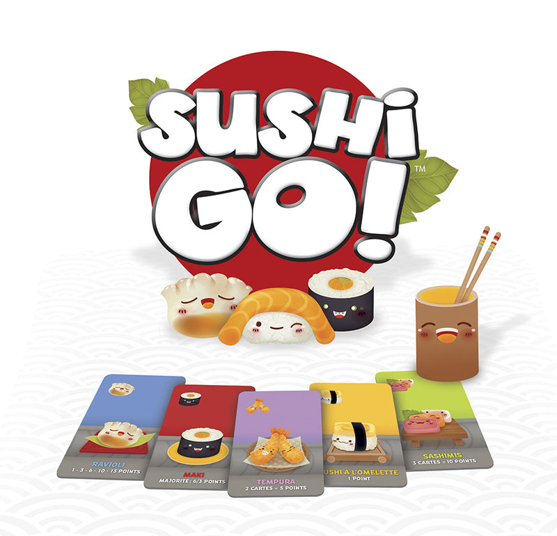Location - Sushi Go