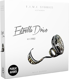 TIME Stories Estrella Drive Extension