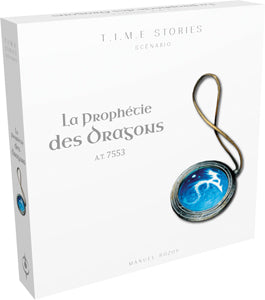 TIME Stories La Prophétie des Dragons Extension