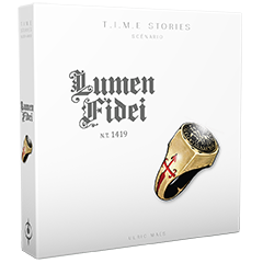 TIME Stories Lumen Fidei Extension