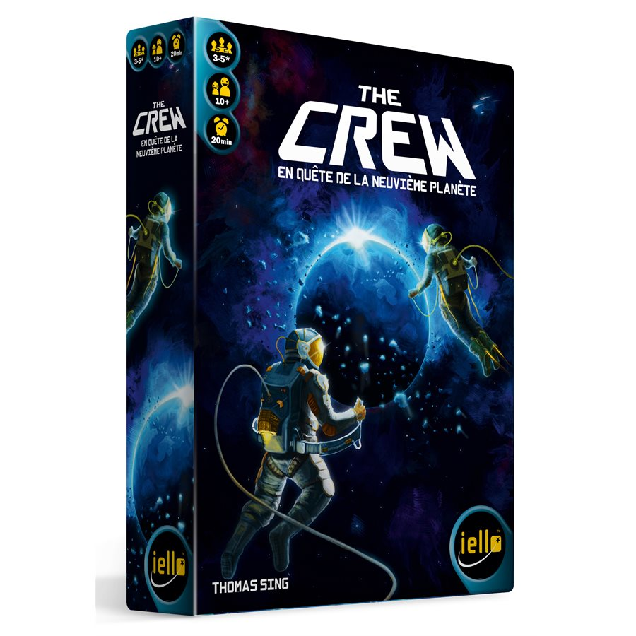 the Crew : the Quest for Planet Nine (anglais)