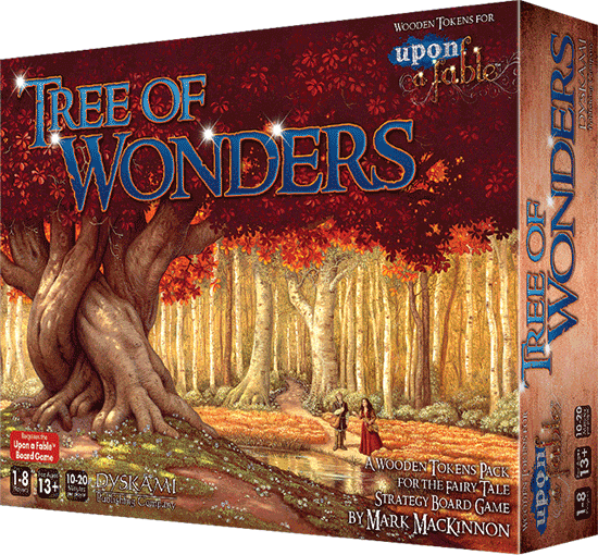 Upon A Fable Tree of Wonders Expansion