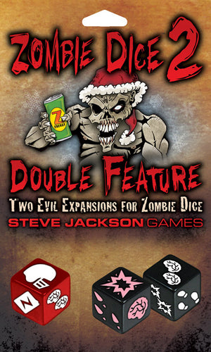 Zombie Dice 2 Double Feature Expansion
