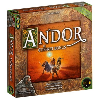 Andor Coffret Collector