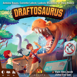 Location - Draftosaurus