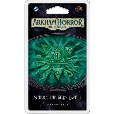 Arkham Horror The Card Game Where the Gods Dwell