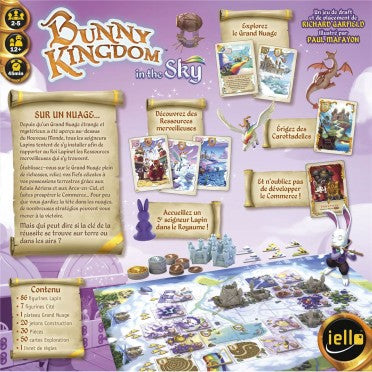 Bunny Kingdom in the Sky - Extension