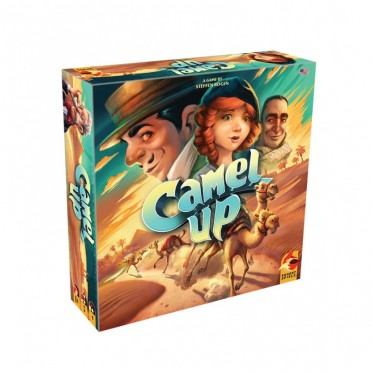 Camel Up 2e édition