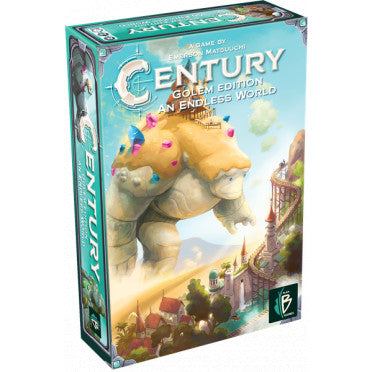 Century Golem Edition an Endless World