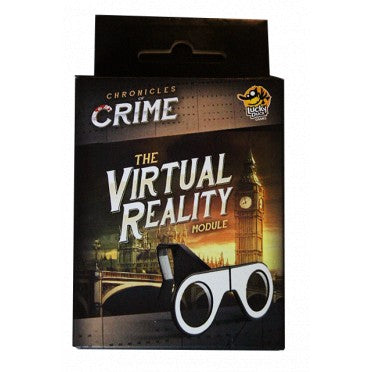 Chronicles of Crime - Lunettes