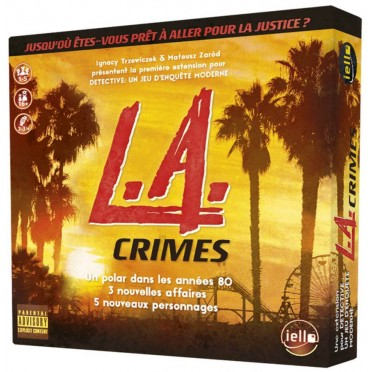 Detective L.A. Crimes Extension