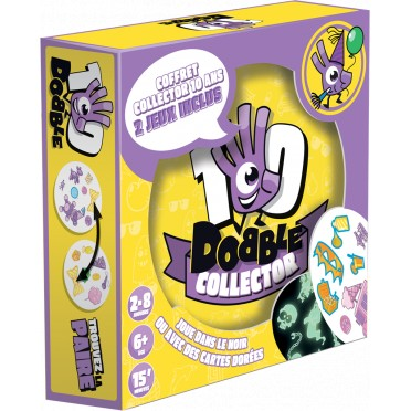 Dobble Spot It ! Collector 10 Ans