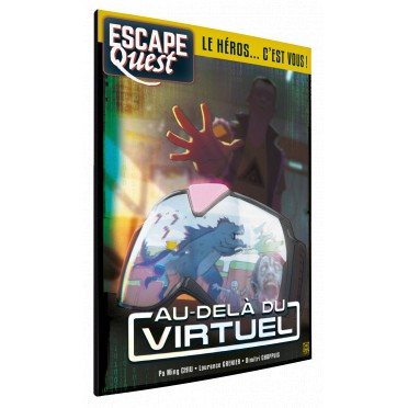 Escape Quest 2 - Au-delà du Virtuel