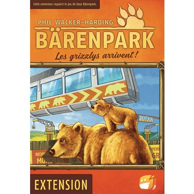 Barenpark - les Grizzlis Arrivent Extension