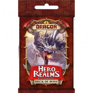 Hero Realms - Deck de Boss - Dragon Extension